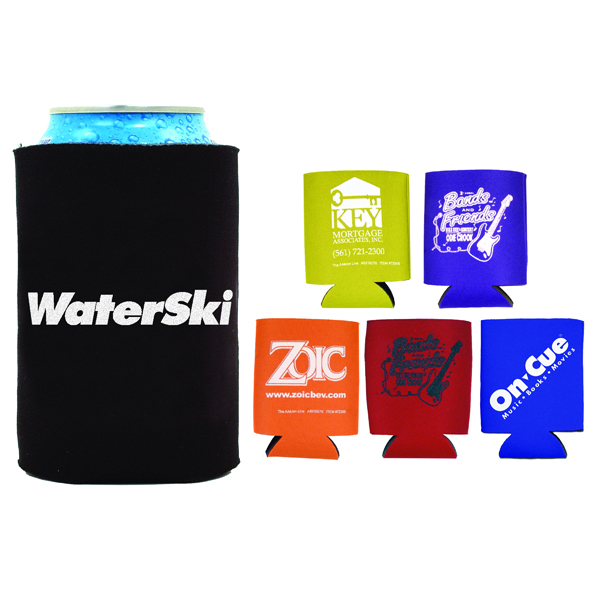 Pocket Koozies : 300 minimum $1.50 One Color, One-Sided Print Included in price