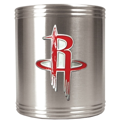 ROCKETS KOOZIE STAINLESS STEEL