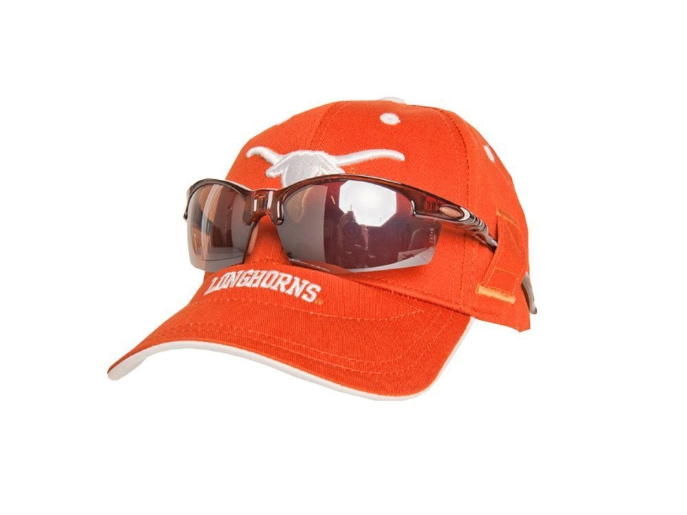lONGHORNS: ORANGE EVOCAP (SUNGLASSES NOT INCLUDED) LIMITED QUANTITIES AVAILABLE