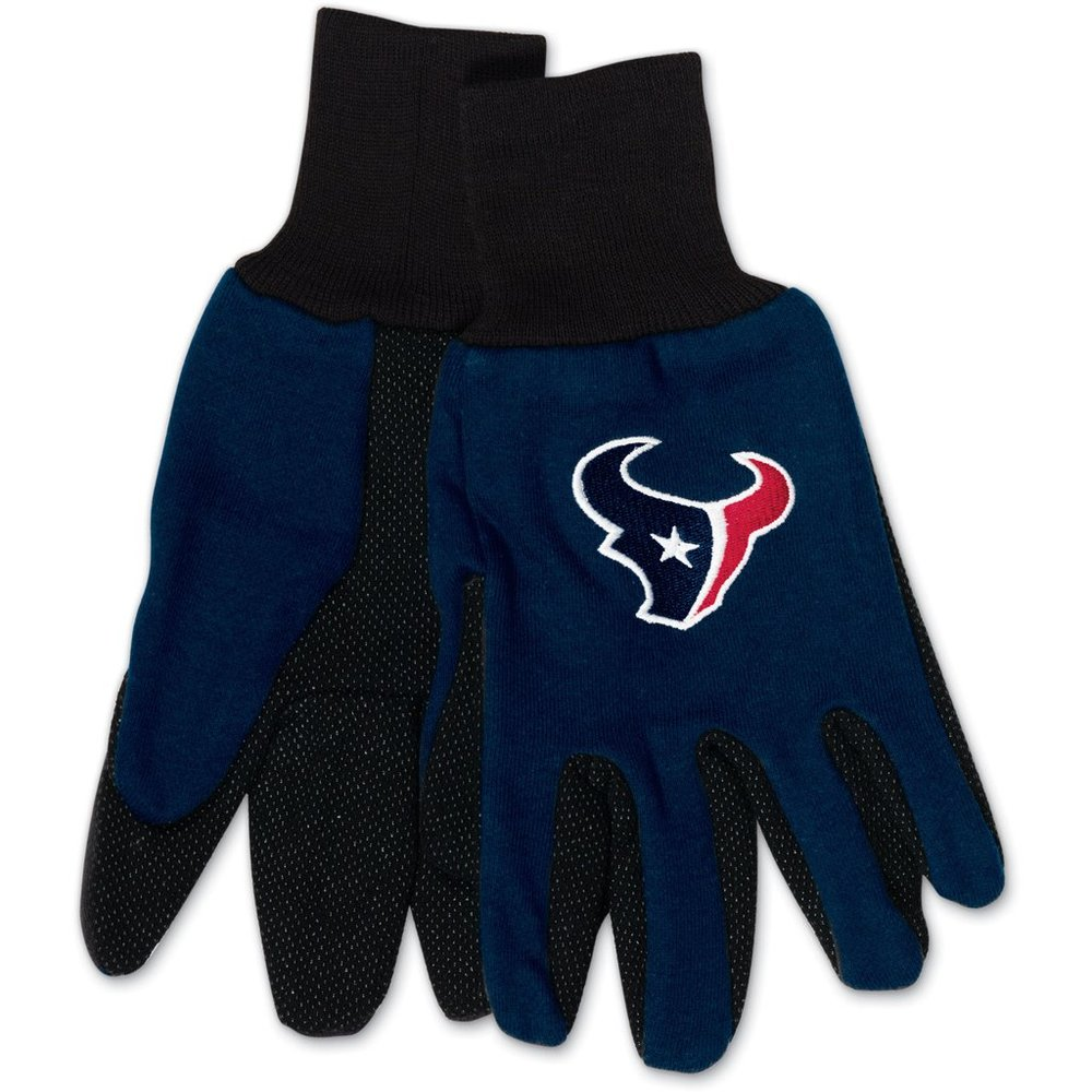 TEXANS: UTILITY GLOVES LIMITIED QUANTITIES AVAILABLE
