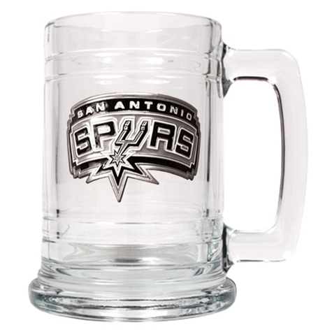 SPURS: TANKARD- 15 OZ