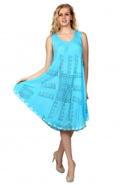 STYLE #17107, 5-6 DIFFERENT COLORS, FREE SIZE. 100% RAYON.