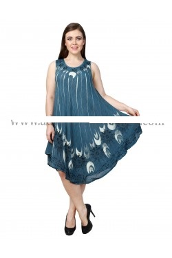 STYLE #18126, 5-6 DIFFERENT COLORS, FREE SIZE. 100% RAYON.