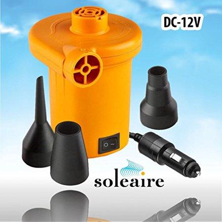 Soleaire air car pump, DC-12V, 24 PER, 10 CASES