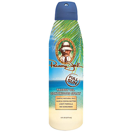panama jack: full sun trophy oil, 6 oz