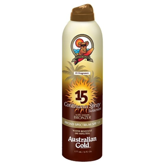 Australian Gold Spf 15 Continuous Spray