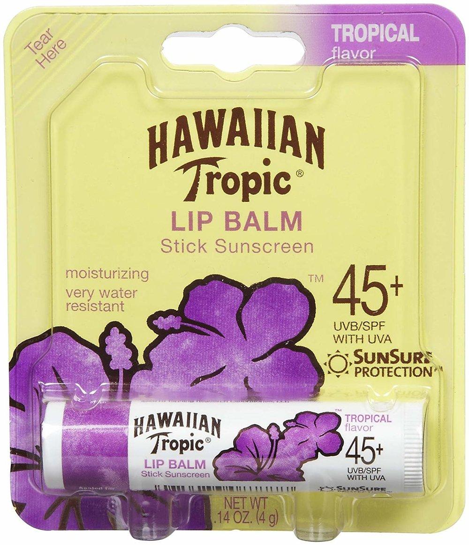 Hawaiian Tropic spf 45 Lip Balm Tropical