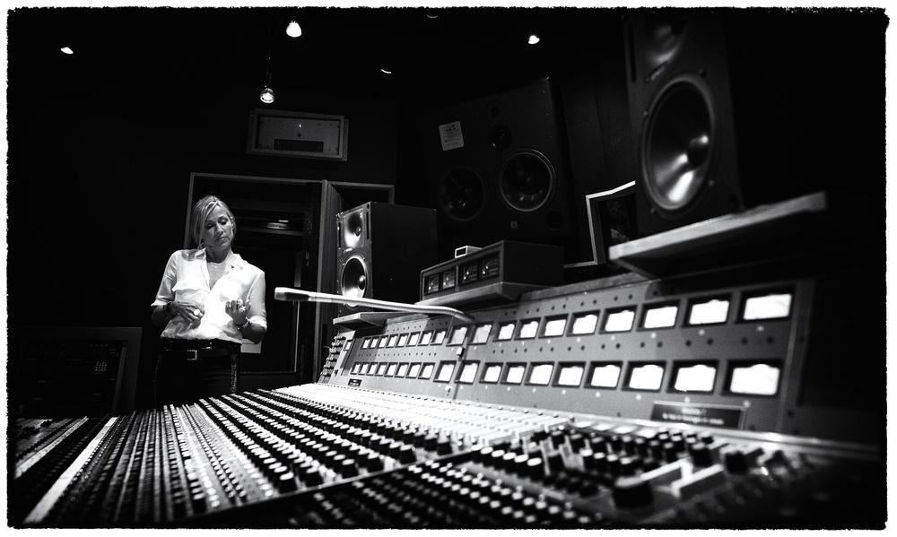 Sheryl Crow, Blackbird Studios, Nashville