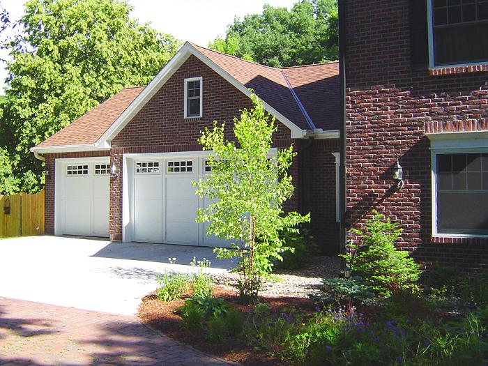 Dellwood Garage Addition
