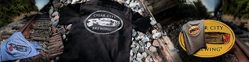 Cigar City Brewing is located in the heart of Ybor City, Florida. Cigar City's handcrafted old Florida appeal and commitment to quality are the catalysts to its success. West Coast Clothing Co. works directly with the brewery designing, printing, and selling apparel and goods.