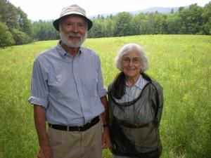 Bill and Lorraine Hanaway.