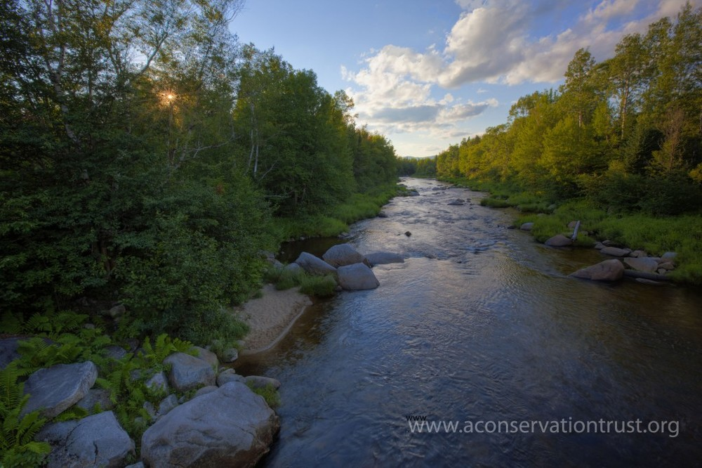 Ammonoosuc River.