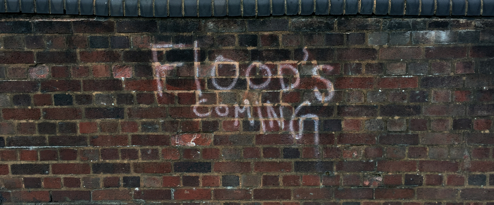 'Too Late. Flood's Coming.'