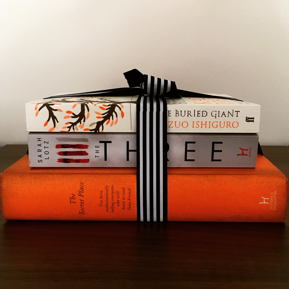 Author Lisa McInerney, famous for her 2016 Bailey's Women's Prize For Fiction winning novel The Glorious Heresies, loved our bundles so much we thought we'd send her a colour-coded bundle to match the glorious orange cover of the paperback version of The Glorious Heresies. Read it or regret it.