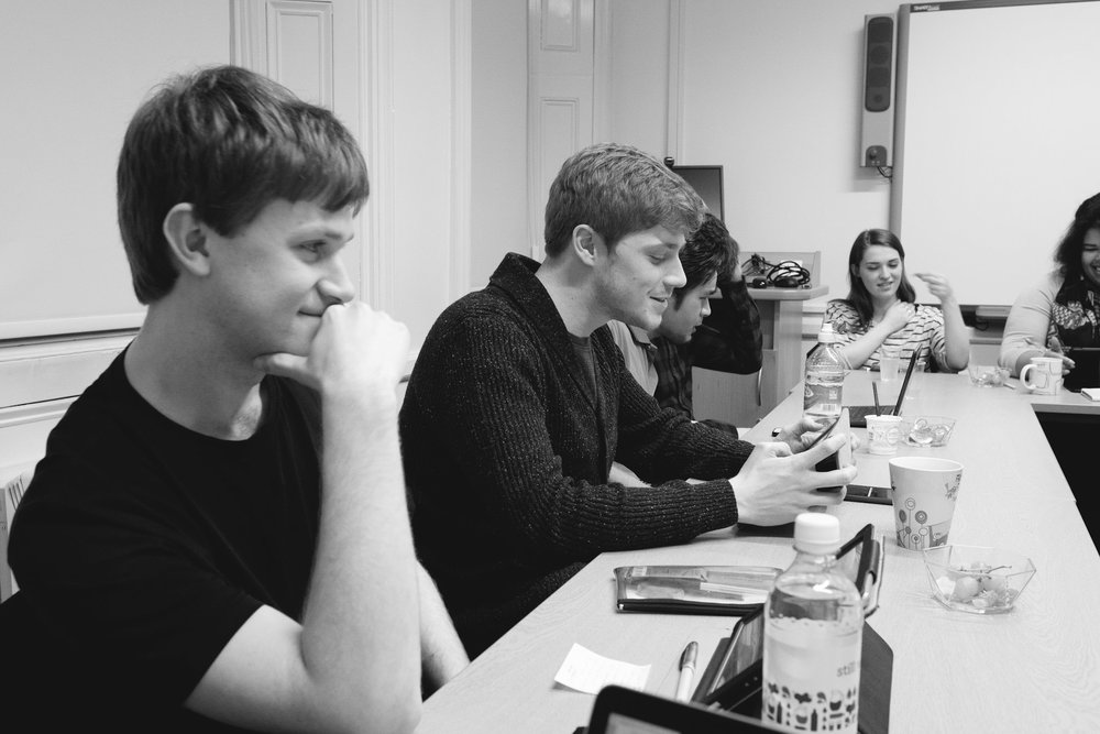 CASSANDRA - First Read-Through, January 30th 2017
