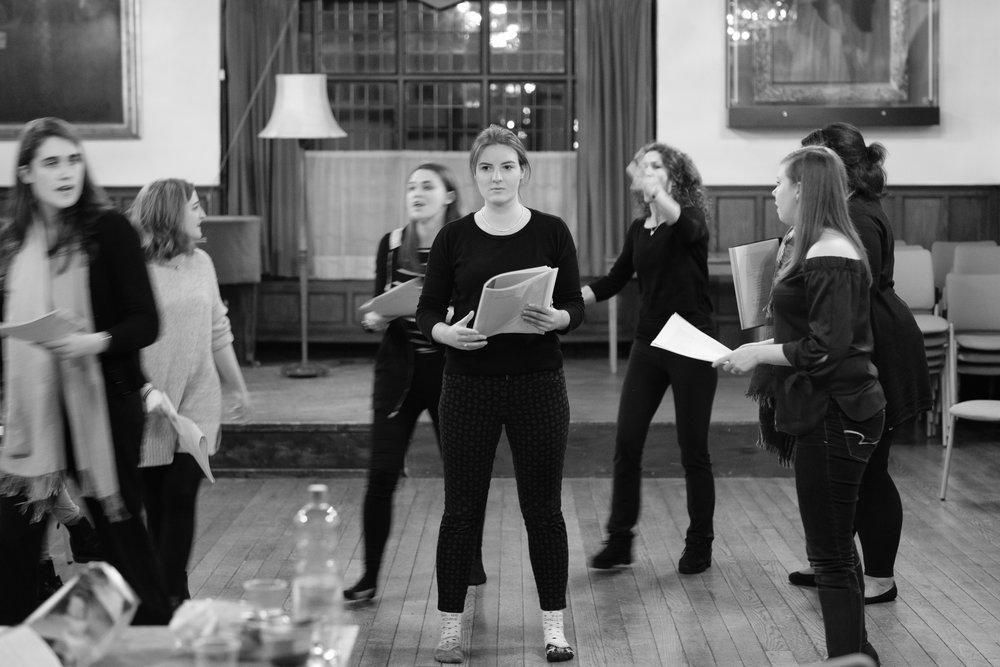 CASSANDRA - Rehearsal, February 27th 2017