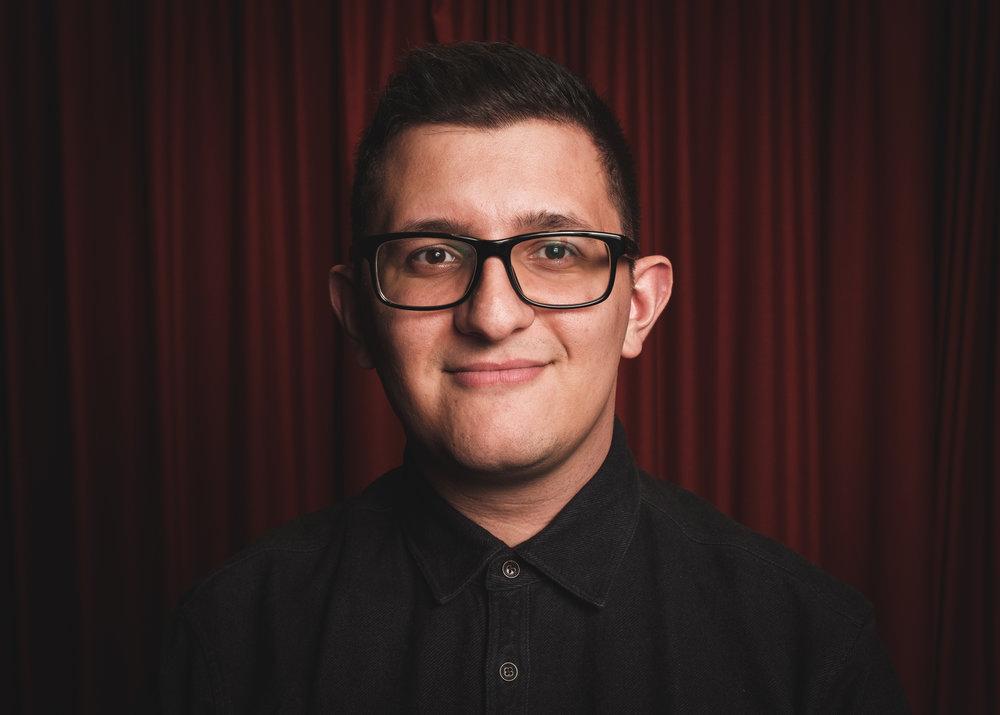 Juliano Zaffino, Writer & Director
