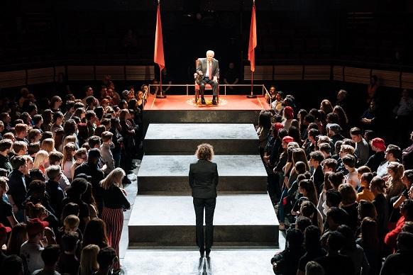 © Manuel Harlan (Bridge Theatre, Julius Caesar)