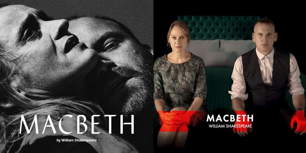 © National Theatre,  Macbeth  (Image Left); RSC,  Macbeth  (Image Right)