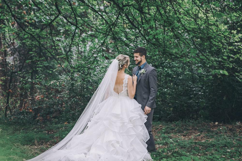 Woodland Wedding Inspo