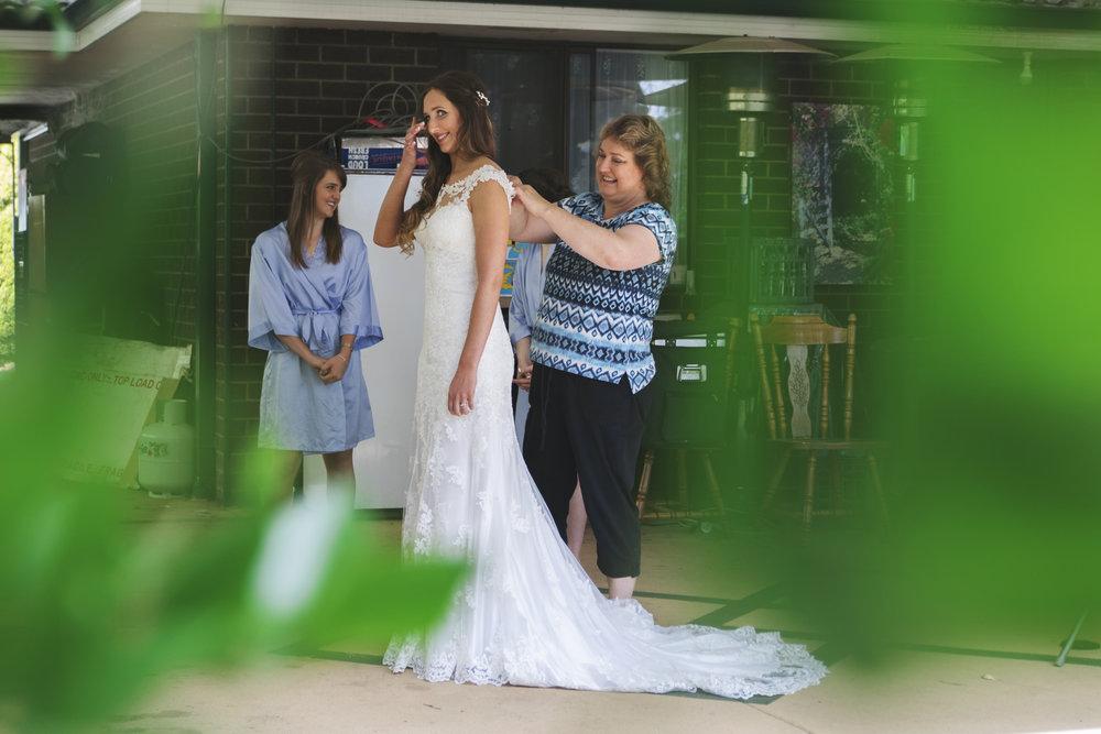 WR Elegant Church Wedding | Mimsical Photography