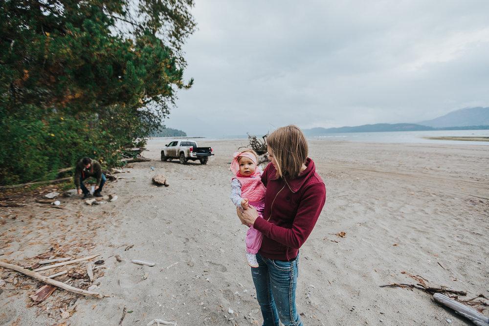 Four wheel drive adventure family session. Harrison Lake, British Columbia  #truck #fourwheeldrive #adventure #family #reallife #documentary #storytelling #getoutside
