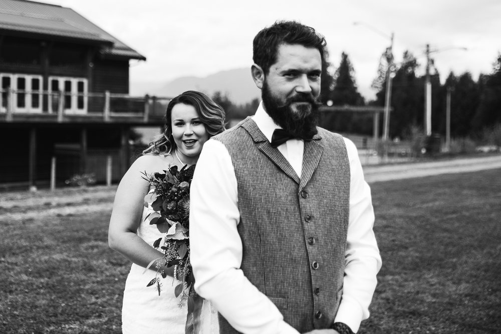 Fall Fraser River Lodge Rustic Wedding - Purple, Plaid, Wood, Red (60 of 225).JPG