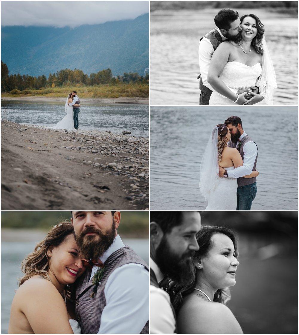 Fraser River Lodge, Rustic Pine Wedding, Red, Purple, Plaid7.jpg