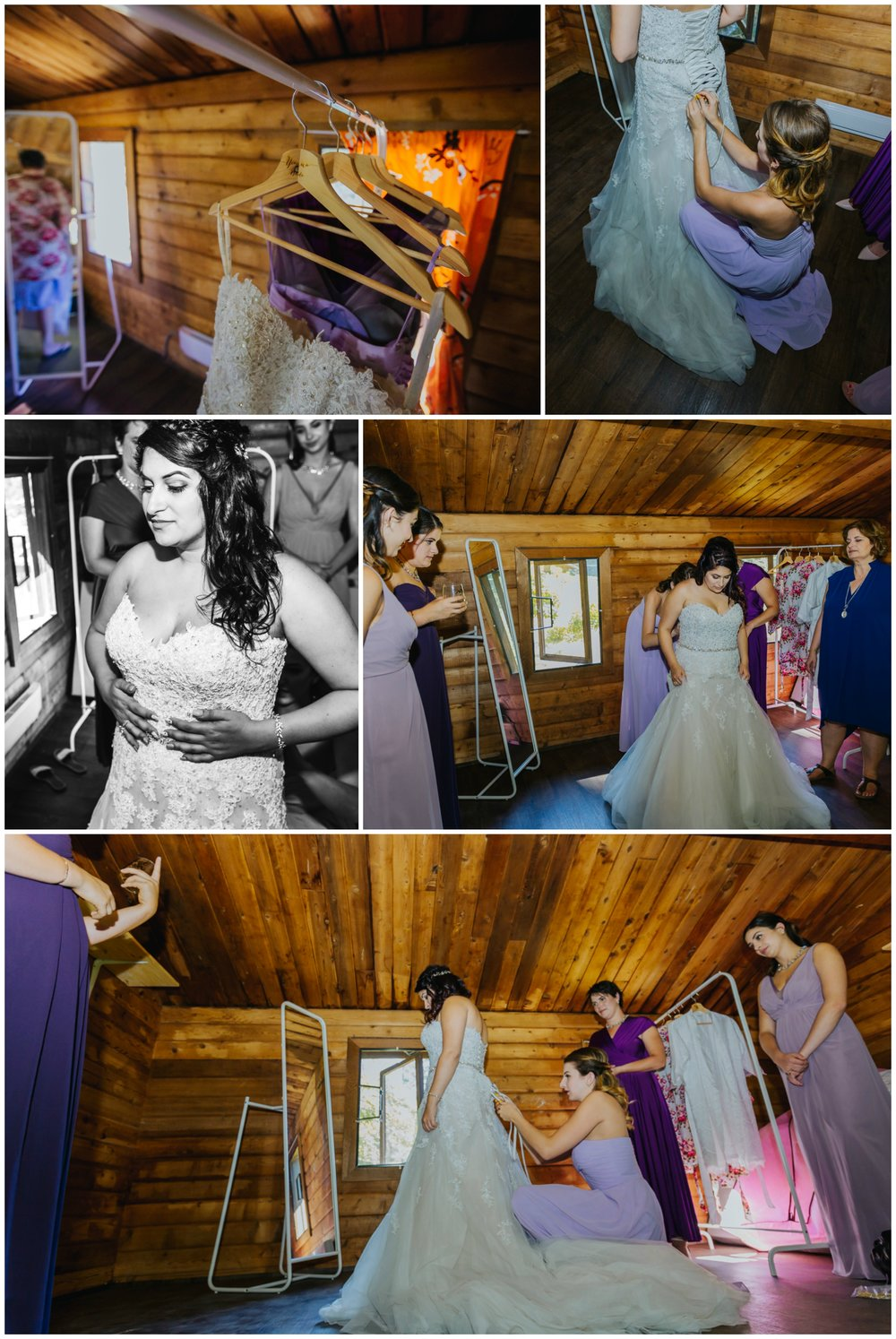 Mimsical Photography Documentary Wedding Photography, Camp Howdy, Belcarra Provincial Park, North Vancouver. Purple and Grey Wedding Colours, Natural Greenery, Rustic Details, Summer, Lace and chiffon, big wedding, greek, lower mainland, british columbia, real, genuine, candid