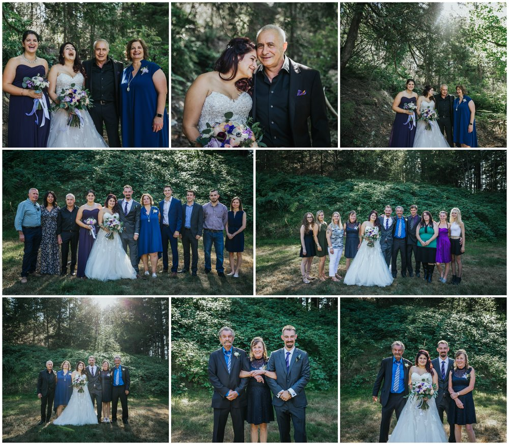 Camp Howdy Rustic Cabin Wedding family.jpg