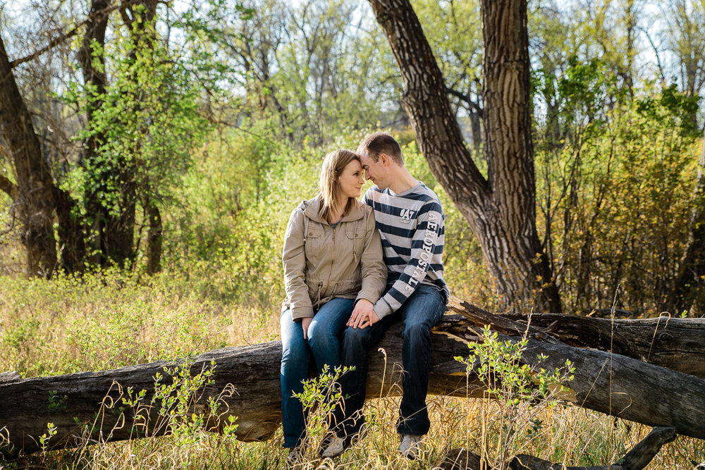 Park Engagement Photography Poses Couple Indian Battle Park, Lethbridge Alberta Canada-0005.JPG