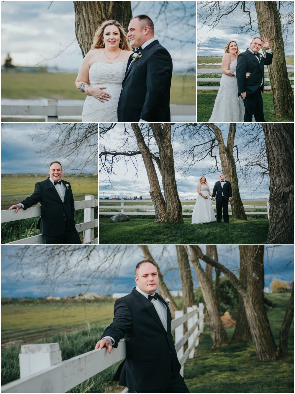 bride and groom portraits east delta hall ladner.jpg