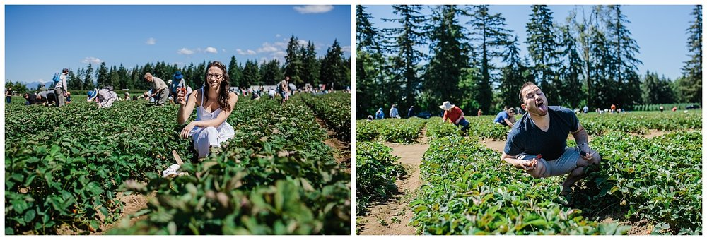 Krause Berry Farm Documentary Fun Engagement Photographer Fort Langley  Mustard Yellow City -045_collage.jpg