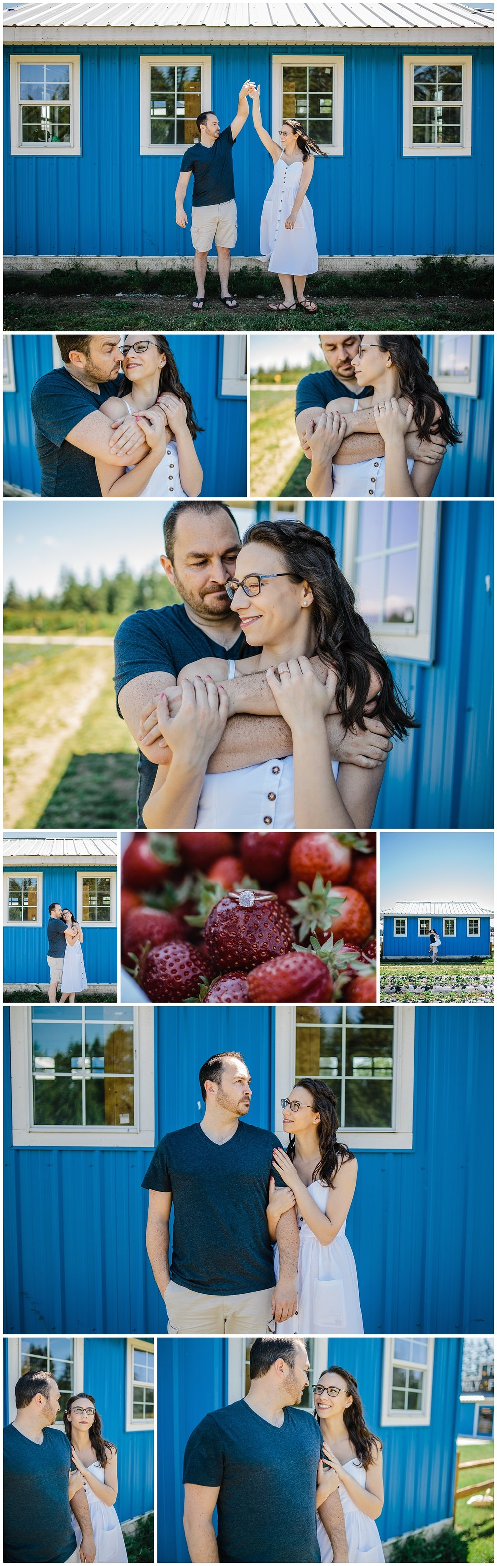 Krause Berry Farm Documentary Fun Engagement Photographer Fort Langley  Mustard Yellow City -121_collage.jpg