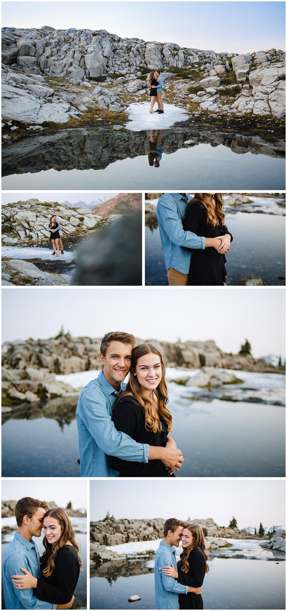 Mt Baker Artist Point Engagement Photography Mountain Inspo Couples Photographer Evening Romantic_0003.jpg