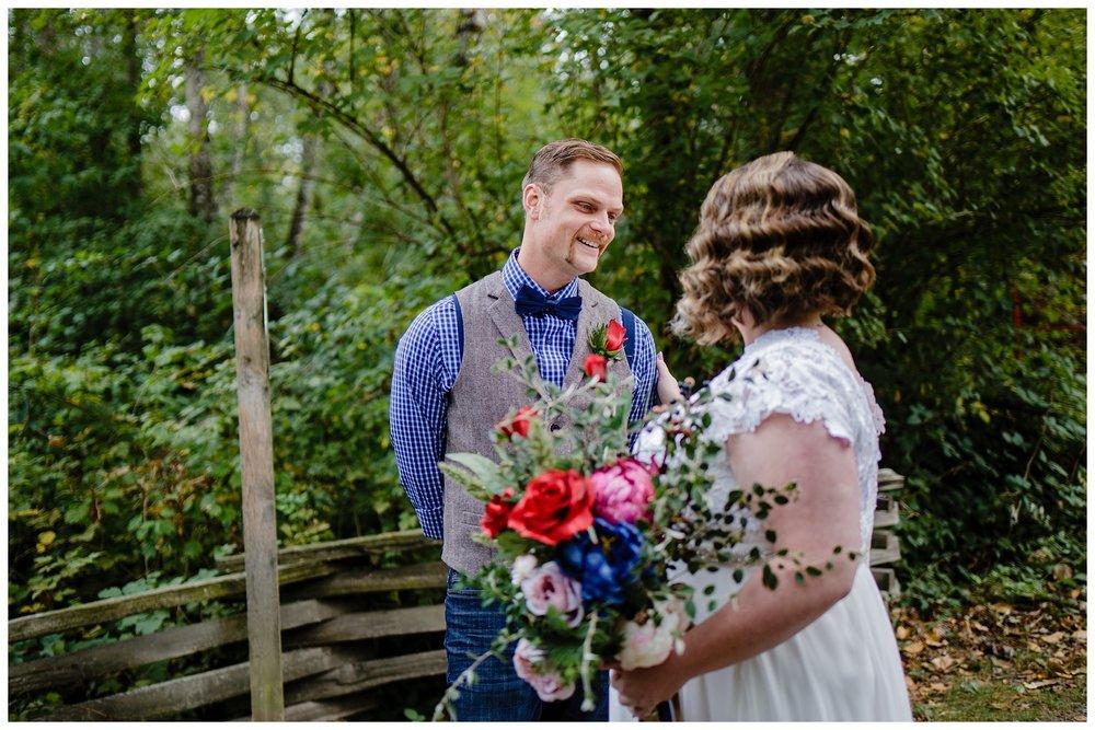 Aldergrove Park Fall Backyard Wedding Photographer Pregnant Bride Tent Outdoor BC Canada Best Wedding Photographer_0015.jpg