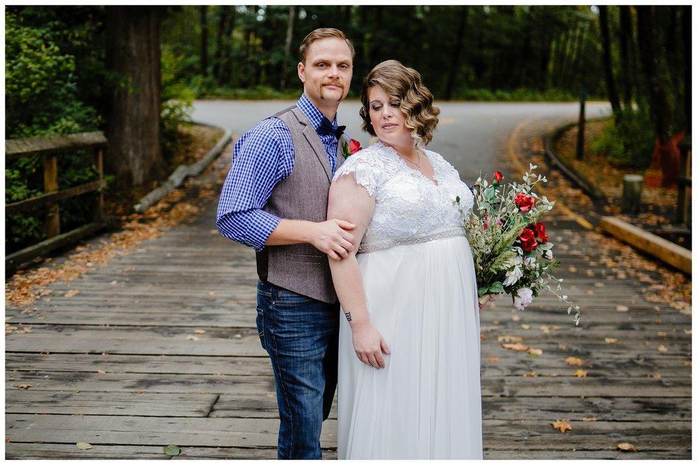Aldergrove Park Fall Backyard Wedding Photographer Pregnant Bride Tent Outdoor BC Canada Best Wedding Photographer_0018.jpg