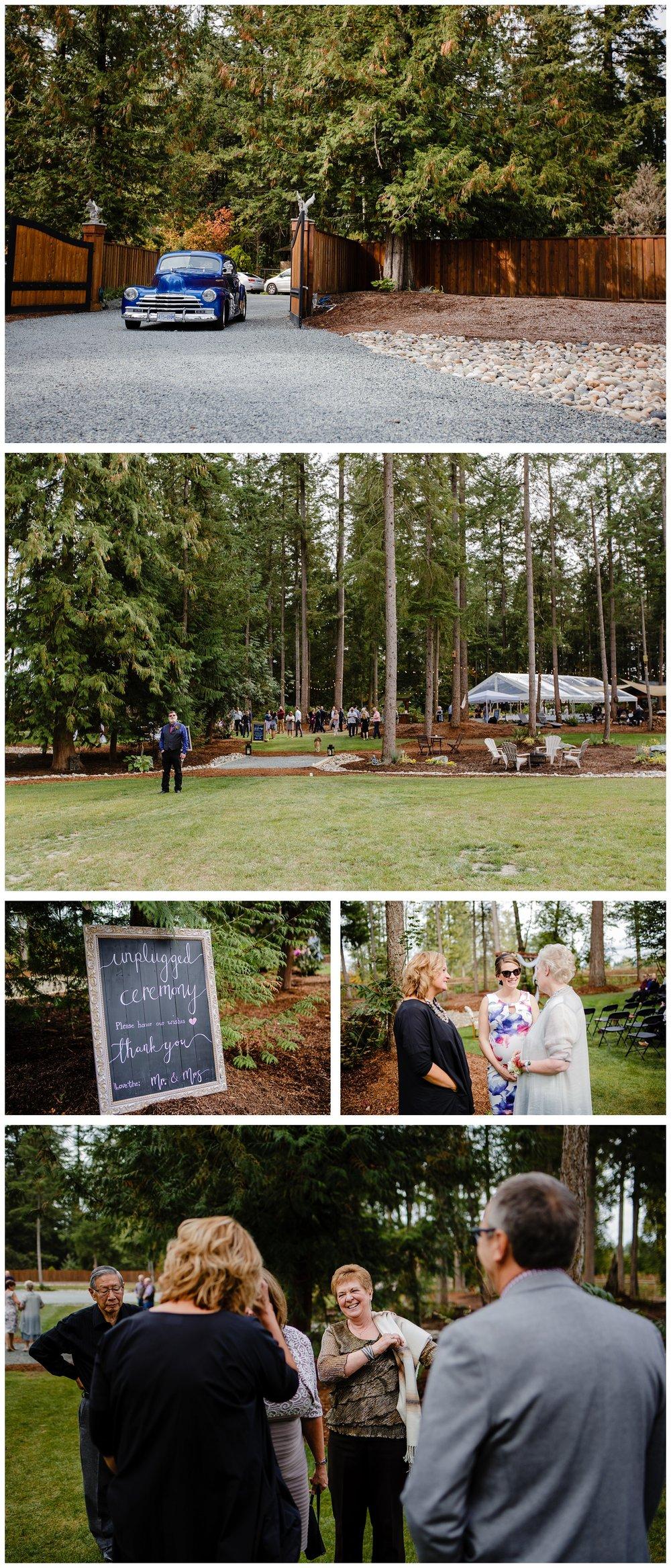 Aldergrove Park Fall Backyard Wedding Photographer Pregnant Bride Tent Outdoor BC Canada Best Wedding Photographer_0033.jpg
