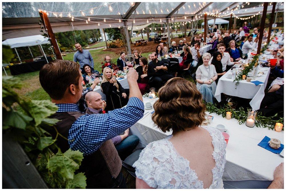 Aldergrove Park Fall Backyard Wedding Photographer Pregnant Bride Tent Outdoor BC Canada Best Wedding Photographer_0048.jpg