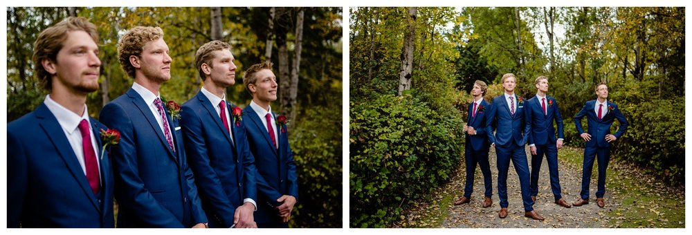 Campbell Valley Park Wedding Photographer Canadian Reformed Church Willoughby Heights Christian Fall Burgundy Navy Roses Wedding_0055.jpg