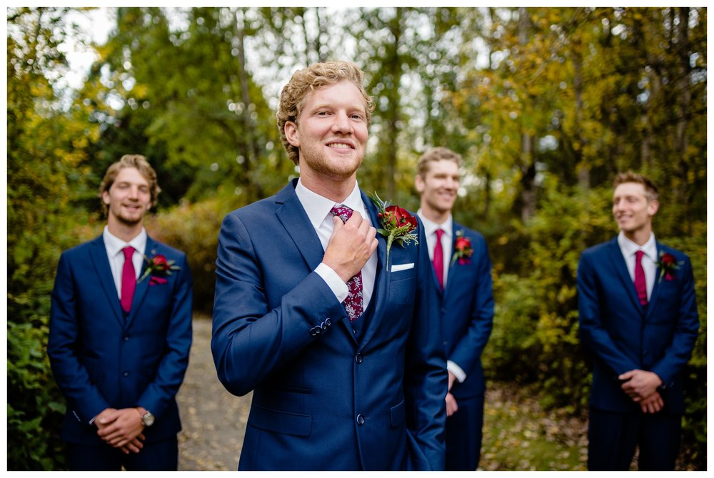 Campbell Valley Park Wedding Photographer Canadian Reformed Church Willoughby Heights Christian Fall Burgundy Navy Roses Wedding_0056.jpg