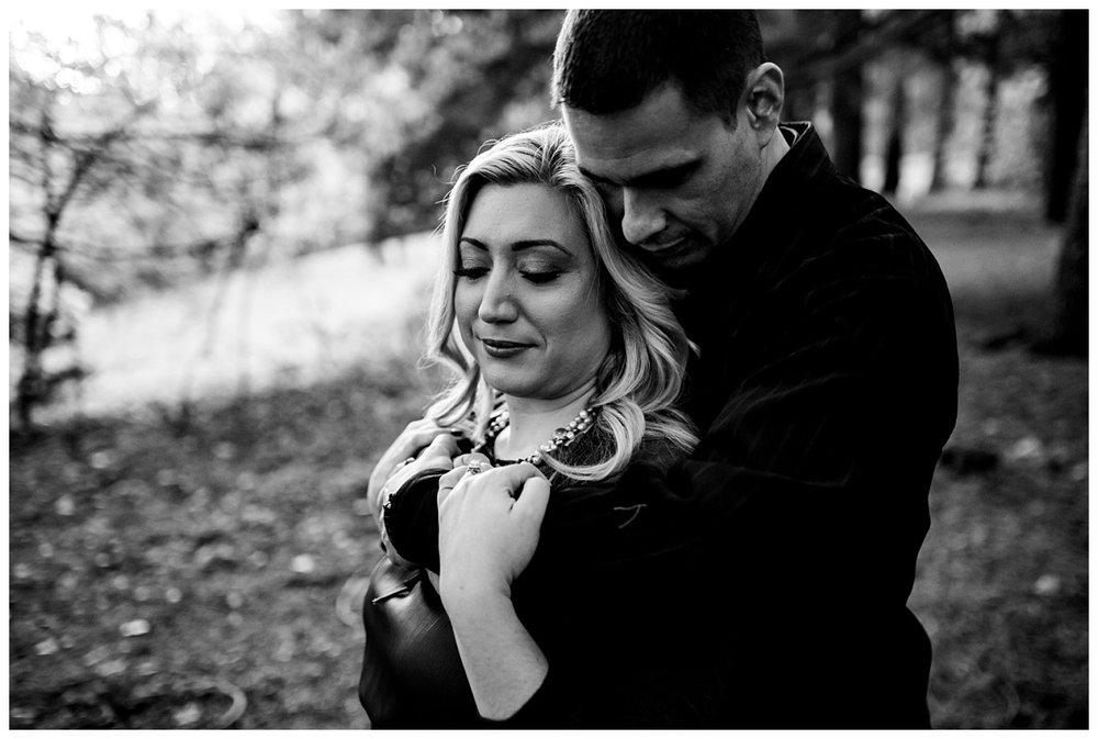 Redwood Park Surrey Engagement Photographer Couples Fall Evening_0002.jpg