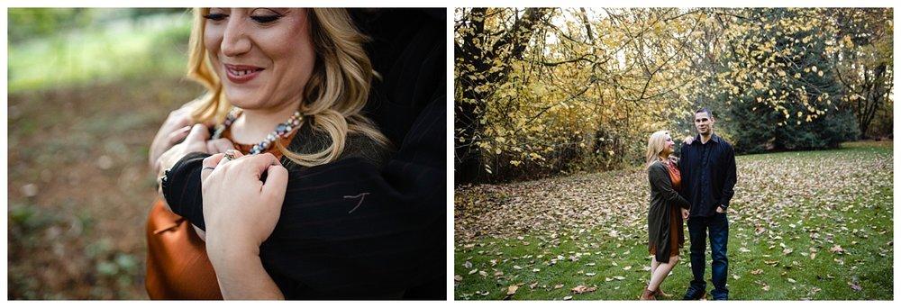Redwood Park Surrey Engagement Photographer Couples Fall Evening_0003.jpg