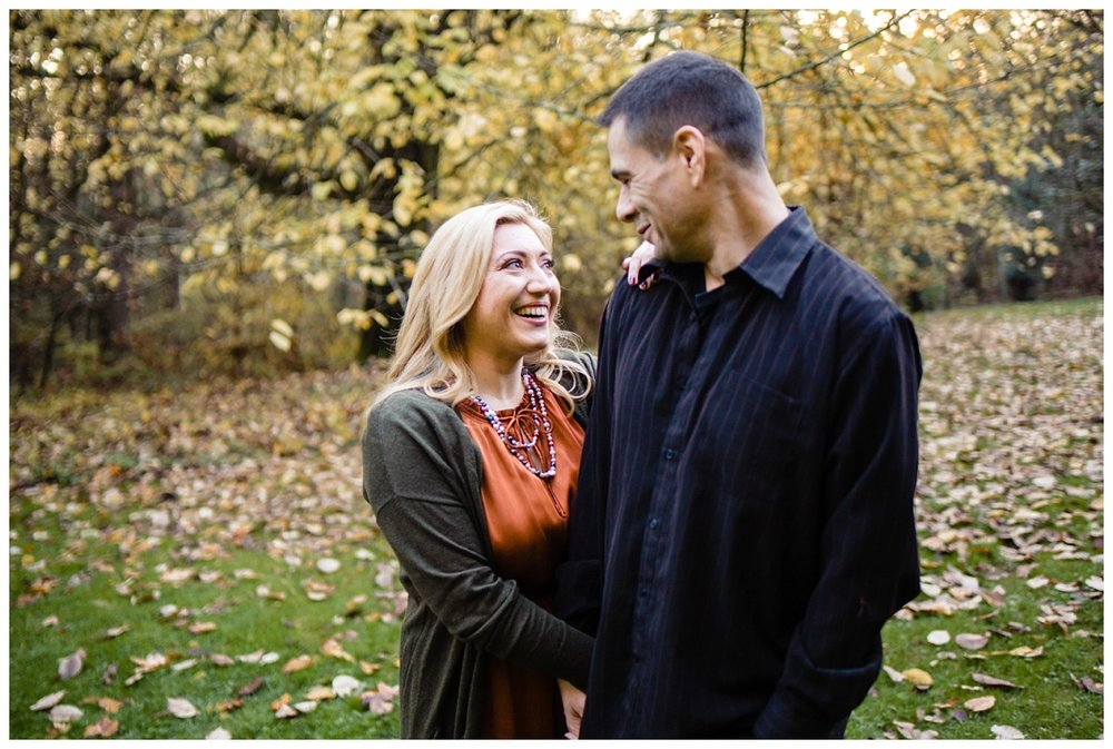 Redwood Park Surrey Engagement Photographer Couples Fall Evening_0004.jpg