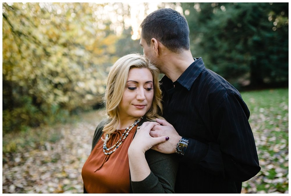 Redwood Park Surrey Engagement Photographer Couples Fall Evening_0007.jpg