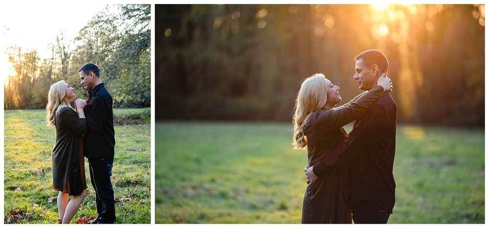 Redwood Park Surrey Engagement Photographer Couples Fall Evening_0015.jpg