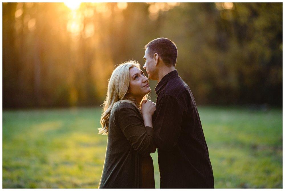 Redwood Park Surrey Engagement Photographer Couples Fall Evening_0016.jpg