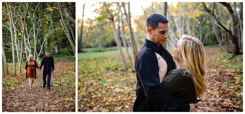 Redwood Park Surrey Engagement Photographer Couples Fall Evening_0018.jpg