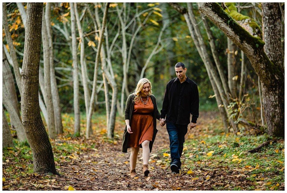 Redwood Park Surrey Engagement Photographer Couples Fall Evening_0019.jpg