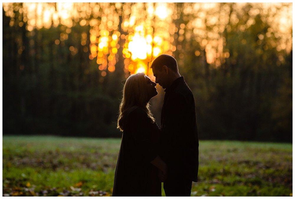 Redwood Park Surrey Engagement Photographer Couples Fall Evening_0025.jpg